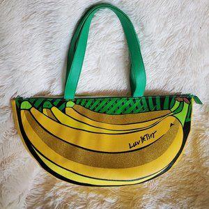 Like New - Betsey Johnson Gone Bananas Cooler Bag